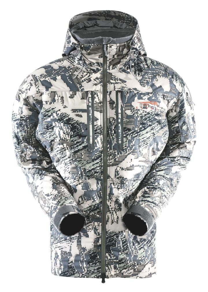 Куртка Sitka Gear Blizzard Parka Optifade