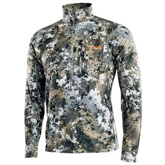 Термокофта Sitka Gear Core Midweight Zip-T